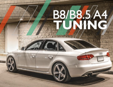 IE Stage 2 Performance Tune (2009-2015) For Audi B8/B8.5 A4/A5/Allroad