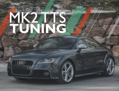 IE Audi MK2 TTS Performance Tune (2008-2015) - Stage 1