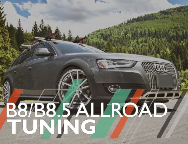 IE Stage 1 Performance Tune (2009-2015) For Audi B8/B8.5 A4 Allroad