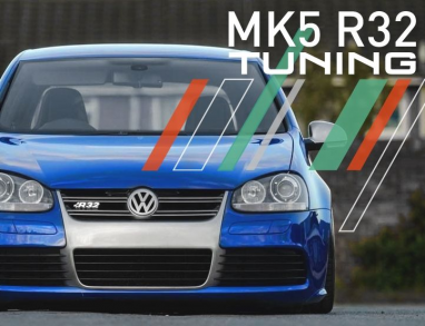 IE Stage 1 Performance Tune (2008) For VW MK5 R32
