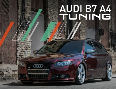 IE Audi B7 A4 Performance Tune (2005-2008) - Stage 1