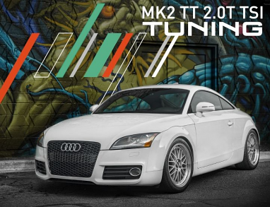 IE Stage 1 Performance Tune (2008-2015) For Audi TT MK2/8J 2.0T TSI