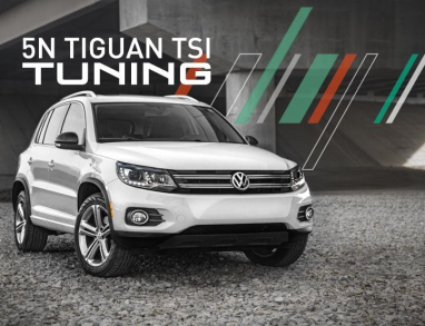 IE Stage 1 Tiguan Performance Tune (2009-2017) For VW 5N