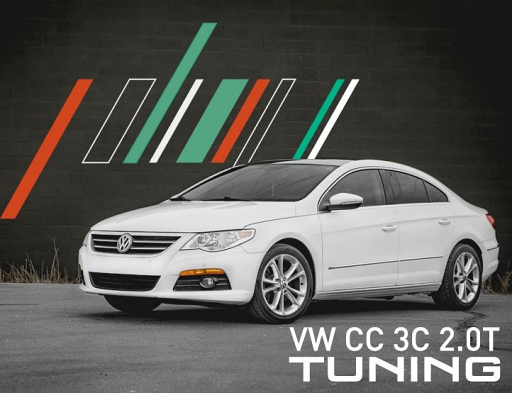 IE Stage-1 Performance Tune (2009-2017) For VW 3C CC 2.0T