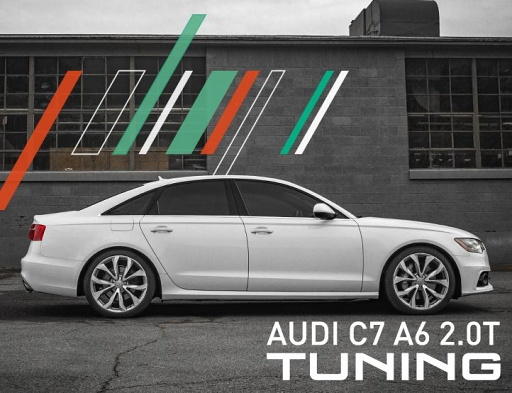 IE Stage-1 Performance Tune (2012+) For Audi C7 A6 2.0T