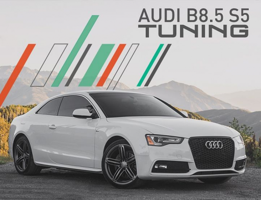 IE Stage-2 Performance Tune (2013-2015) For Audi S5 B8.5