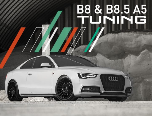 IE Stage-1 Performance Tune (2008-2017) For Audi B8/B8.5 A5