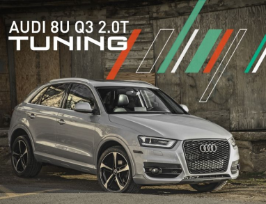 IE Audi 8U Q3 2.0T Performance Tune (2015-2017) - Stage 1