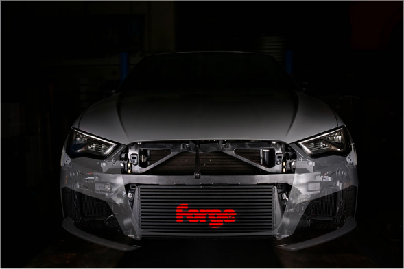 Forge Intercooler For ACC For Audi RS3 (8V)