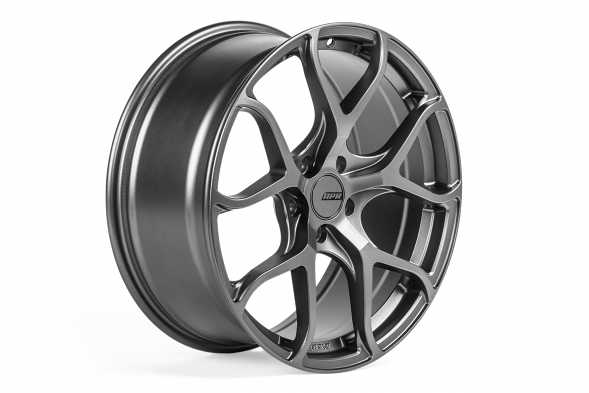 APR Flow Formed Performance Wheel For ET45, 19X8.5 Gunmetal