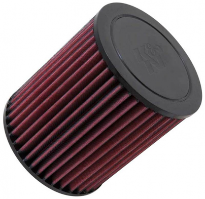 K&N Round Replacement Air Filter For 04-11 Audi A6