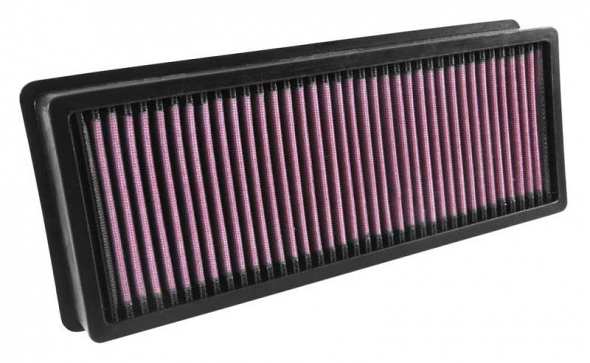 K&N Replacement Panel Air Filter For 2014 BMW 535D