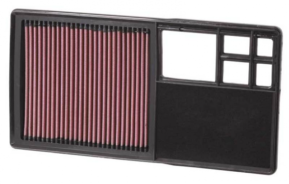 K&N Replacement Panel Air Filter For VW Golf V/VI