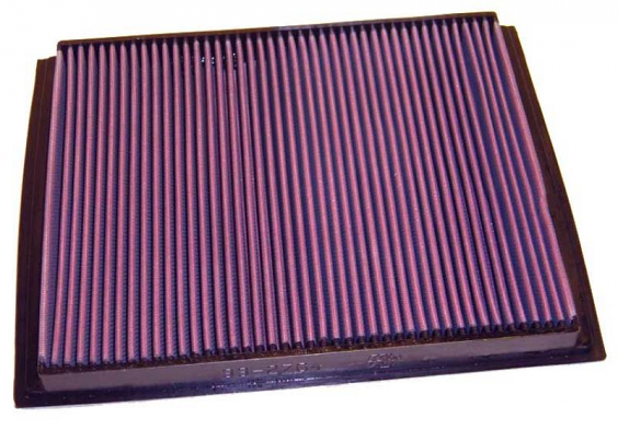 K&N Replacement Panel Air Filter For Mercedes-Benz/VW