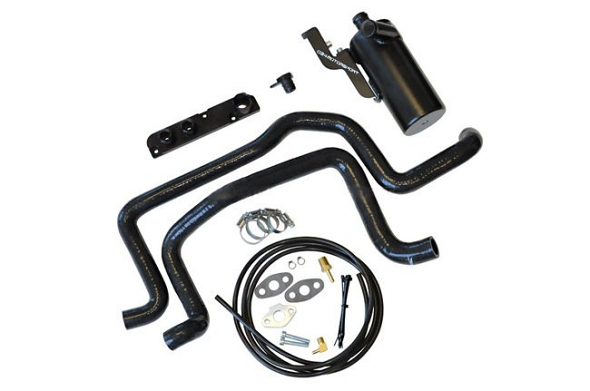 Catch Can Kit FSI For Audi B7 A4 2.0T