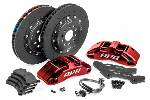 APR Big Brake Kit For MK7 Golf R/Audi TTS/S3 (Red)