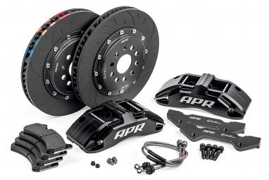 APR Big Brake Kit For MK7 Golf R/Audi TTS/S3 (Black)