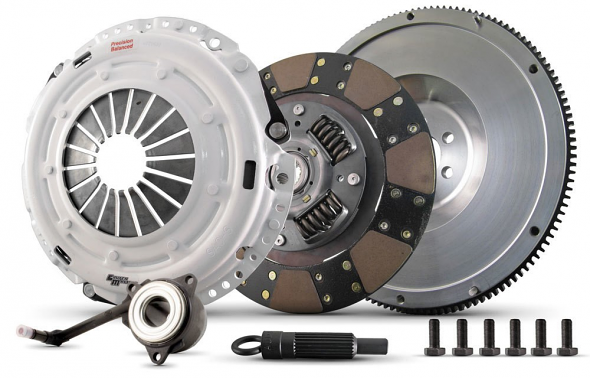 Clutch Masters FX250 Single Disc For Audi A3/ VW Beetle/CC/EOS
