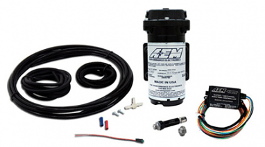 Water/Methanol Injection Pump & Jet Kit (No Tank)