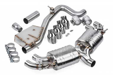 APR Catback Exhaust System For VW MK7 Golf R