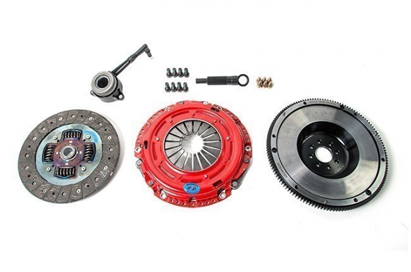 South Bend Stage 2 Daily Clutch and Flywheel Kit For MK7 Golf 1.8L