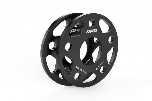 APR Wheel Spacer Kit - 57.1MM Hub, 5MM Thick (Pair)