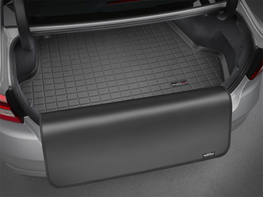 WeatherTech Cargo Liner with Bumper Protector (Tan) For Audi Q5/SQ5