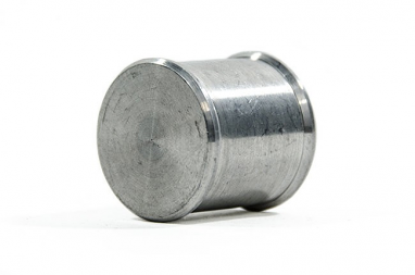 "Torque Solution Billet Aluminum 1"" Bypass Plug"