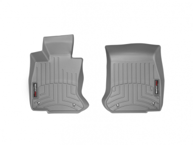 WeatherTech 6-Series Front FloorLiner (Grey) For BMW 6-Series