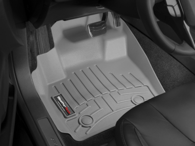 WeatherTech 5-Series Front FloorLiner (Grey) For BMW 5