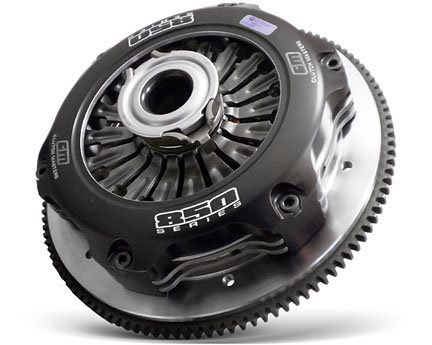 Clutch Masters Twin Disc For 850 Series Golf R