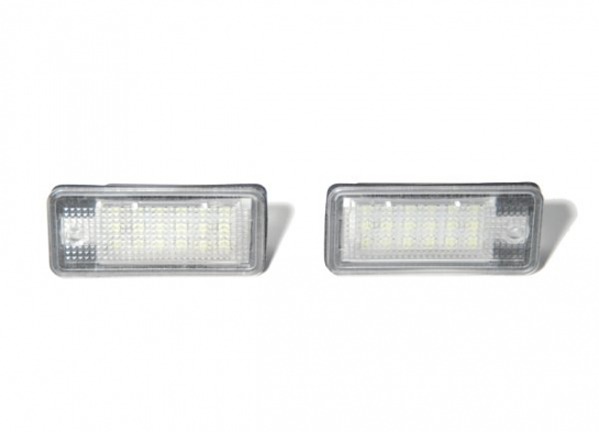 Complete License Plate LEDs For Audi A3