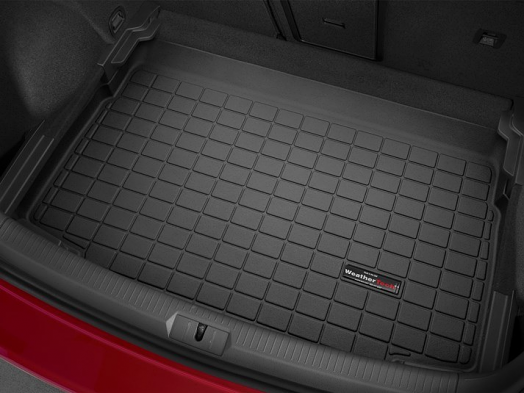 WeatherTech Cargo/Trunk Liner - Lowest Position (Black) - For MK7 GTI/Golf