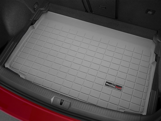 WeatherTech Cargo/Trunk Liner - Lowest Position (Grey) - For MK7 GTI/Golf/R