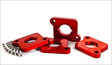 Coilpack Adapter Engines with FSI/TSI Coilpacks Red For 1.8T