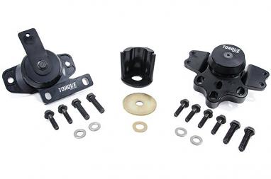 Torque Solution Billet Engine and Transmission Mount Kit For 2.0T FSI