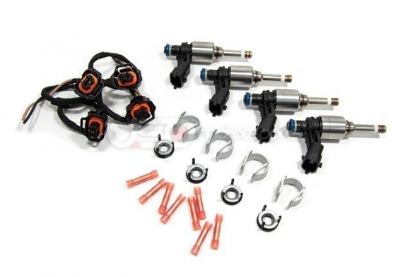 TSI High Output Fuel Injectors (set of 4)
