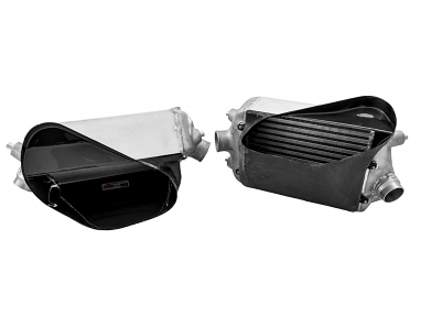 AWE Performance Intercooler Kit for Porsche 991TT