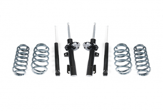VWR Sport Spring & Damper Kit For MQB: MK7 GTI