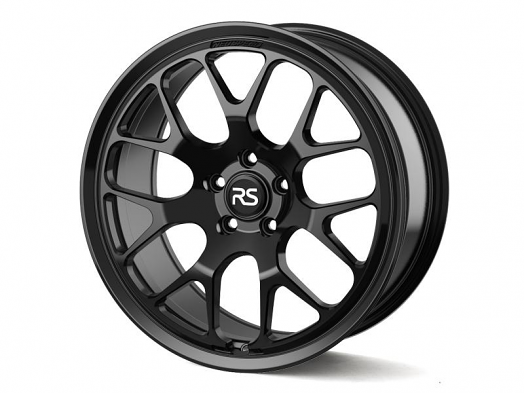 Neuspeed RSe142 Light Weight Wheel - Gloss Black - 19X9 - 40mm Offset