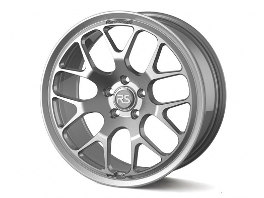 Neuspeed RSe142 Light Weight Wheel - Machined Silver - 19X9 - 40mm Offset