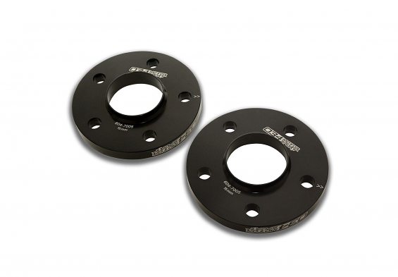 034 Wheel Spacer Pair, 5X112, 15mm Thick, 66.5mm Hub