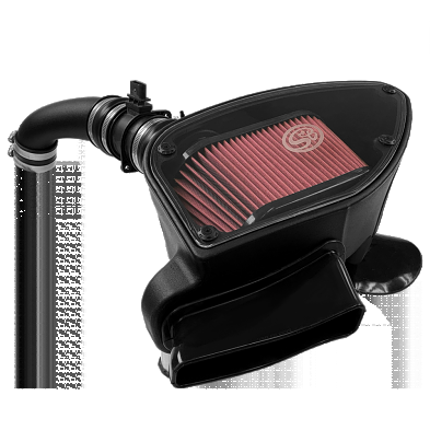 S&B Cold Air Intake For 2009-2014 VW 2.0L TDI - Cotton Cleanable