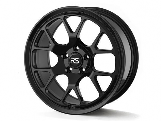 Neuspeed RSe122 Light Weight Wheel - Gloss Black 18x9 (5x112/ET45)