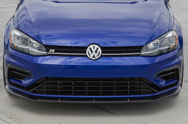 Aggressiv Carbon Fiber Front Lip For Volkswagen Golf R (MK7.5)