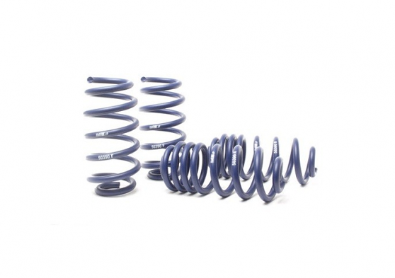 H&R Adventure Raising Springs For Volkswagen Atlas