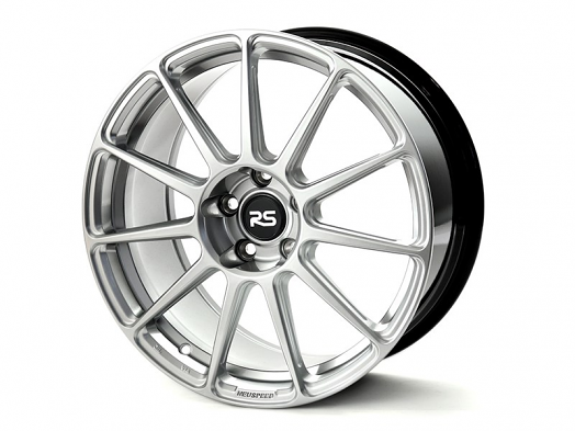 Neuspeed RSe11R Light Weight Wheel For 18x8.5 ET45 - Gloss Hyper Silver