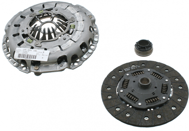 LuK OEM Clutch Kit For Audi 2.7T