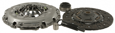 LuK OEM Clutch Kit For Audi S4 & RS4