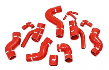Forge Silicone Hose Kit Red For S4 2.7T
